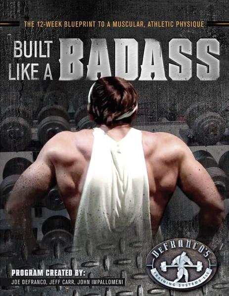 Джо ДеФранко - Набирай мышечную массу как засранец.jpg